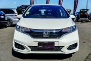 2018 Honda Jazz GK MY18 VTi White Orchid Continuous Variable Hatchback Wangara Wanneroo Area Preview