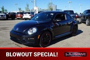 2017 Volkswagen Beetle Coupe TRENDLINE Accident Free,  Heated Se