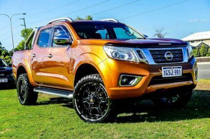 2015 Nissan Navara D23 ST-X Gold 7 Speed Sports Automatic Utility Wangara Wanneroo Area Preview
