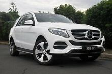 2015 Mercedes-Benz GLE350  White Sports Automatic Wagon Doncaster Manningham Area Preview