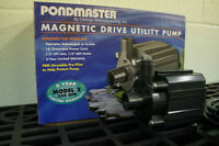 Magdrive water pump