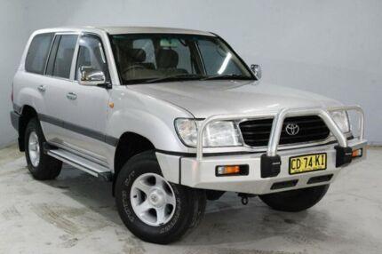 1999 Toyota Landcruiser HZJ105R GXL (4x4) Gold 4 Speed Automatic 4x4 Wagon Cessnock Cessnock Area Preview