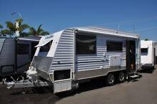 traveller sunseeker 2009 21ft Sandstone Point Caboolture Area Preview