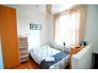-A CHARMING STUDIO WITH SEPARATE KITCHEN IN QUIET AND RESIDENTIAL AREA