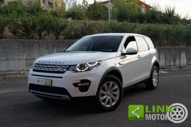 LAND ROVER Discovery Sport HSE UNIPRO Autocarro