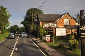 FULL TIME CHEF/COOK REQUIRED FOR BUSY PUB