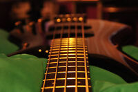 Bass Guitar Lessons : NW