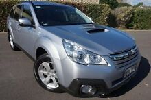 2013 Subaru Outback B5A MY13 2.0D Lineartronic AWD Premium Silver 7 Speed Constant Variable Wagon Glenelg East Holdfast Bay Preview