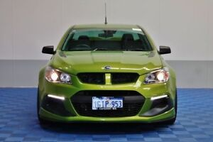 2015 Holden Special Vehicles Maloo GEN F2 R8 LSA Jungle Green 6 Speed Manual Utility