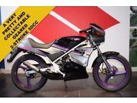SUZUKI RG50 GAMMA NA11 1996, MINT CONDITION, ONLY 700 MILES !!! RARE