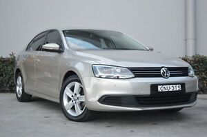 2012 Volkswagen Jetta 1KM MY12 103 TDI Comfortline 6 Speed Direct Shift Sedan South Maitland Maitland Area Preview