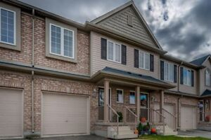 BEAUTIFUL KITCHENER TOWNHOUSE FOR SALE