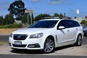 2015 Holden Calais VF II MY16 V Sportwagon White 6 Speed Sports Automatic Wagon Brighton Bayside Area Preview