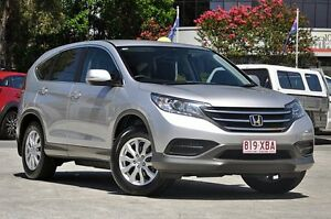 2013 Honda CR-V RM MY14 VTi Silver 6 Speed Manual Wagon Southport Gold Coast City Preview