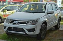 2015 Suzuki Grand Vitara JB Navigator 2WD White 4 Speed Automatic Wagon Blacktown Blacktown Area Preview