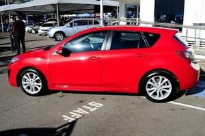 2011 Mazda 3 Red Manual Hatchback Gosford Gosford Area Preview