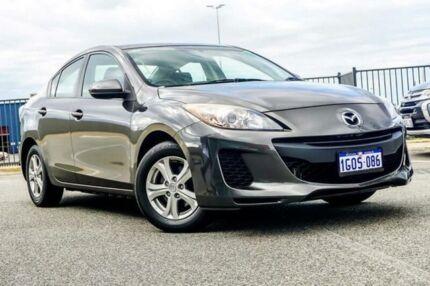 2012 Mazda 3 BL 11 Upgrade Neo Grey 5 Speed Automatic Sedan Wangara Wanneroo Area Preview