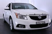 2011 Holden Cruze JG CDX White 5 Speed Manual Sedan Maryville Newcastle Area Preview