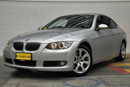 2009 BMW 325I E92 MY10 Steptronic Silver 6 Speed Sports Automatic Coupe