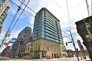 Beautiful Contemporary 1 Bedroom Condo - King and Sherbourne