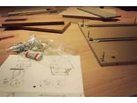 wardrobe flat pack furniture assembly service available