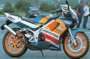 2001 nsr 150 sp Lenah Valley Hobart City Preview