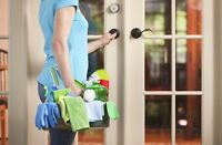 Experience Female Cleaner Needed!!! $15.00/hr + Gas!!!