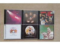 ''Queen'' Complete CD Album Bundle. *Very Good Condition* - *Mint Condition*, *£5 each or 3 for £10*