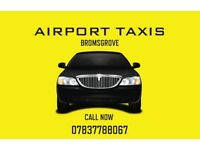 Airport Taxis (Bromsgrove District)