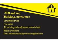 MH and son building contractors *free quotes*