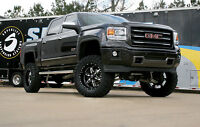 WE FINCANCE ALL YOUR LIFT KIT PACKAGES