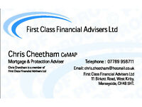 Mortgage and Protection Advice from a local CeMAP Qualified Professional