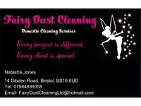 Fairy Dust Cleaning