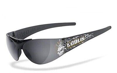 Helly Moab 4 Kodlin Skull Sonnenbrille UV 400 Steinschlagresistent UVP: 39,95€ (Skull Sonnenbrille)