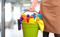 Moving in or out cleaning services