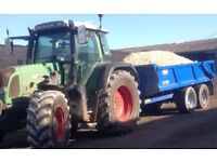 Tractor & Dumper For Hire