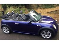 Mini Cooper S 2dr Convertible 2005 LOW MILLAGE