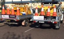 Established Traffic Control Business & Equipment / Vehicles Mulbring Cessnock Area Preview