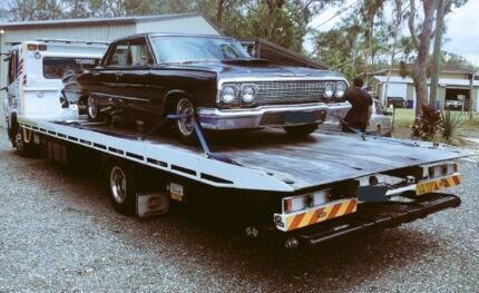 Brisbane Accident Towing  available 24/7