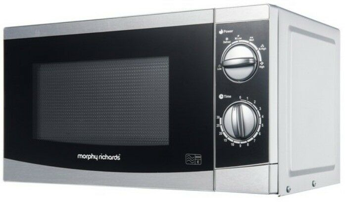 URGENT 800W microwave Morphy Richards / good condition