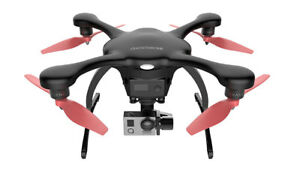 BRAND NEW GHOSTDRONE 2.0 Aerial 4K AND IOS COMPATIBLE IPHONE