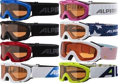 Alpina Kinder Skibrille Snowboardbrille RUBY S  A7050
