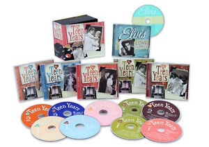 Time-Life-The-Teen-Years-10-CD-Box-Set-NEW