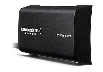 SIRIUS XM RADIO SATELLITE TUNER & ANTENNA FOR AFTERMARKET CAR STEREO'S