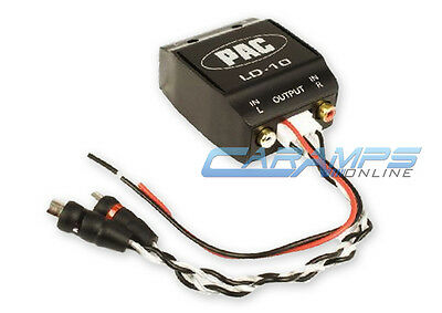 CAR AUDIO STEREO PRE AMP LINE DRIVER & GROUND LOOP ISOLATOR RCA SIGNAL BOOSTER Rca-signal-booster