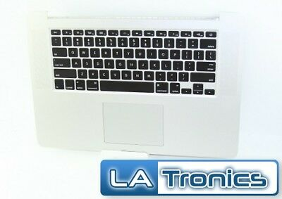 "New Apple Mackbook Pro 15"" A1398 2015 Top Case Keyboard  + Battery  661-02536"