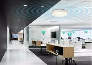 WIFI / Wireless Access Point / Business Hotspot Network Internet Installation - Secure LAN WAN Wired or Wireless