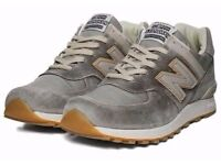 Limited Edition New Balance 576. 2012 Olympic 'Road to London' trainers. A1 condition