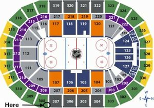 Jets remaining games: pair in section 308