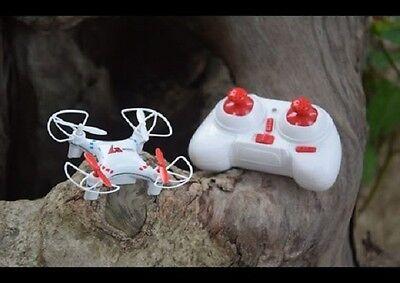 Lain Sheng RC 4CH Nano Drone 2.4GHz & 6 Axis Gyro Mini Quadcopter